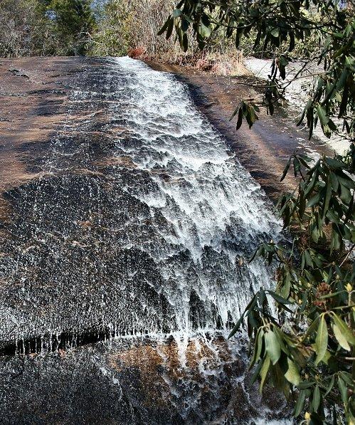 Unnamed Falls