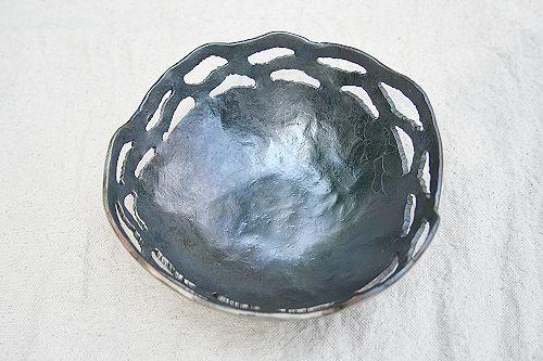 It's a basket-bowl!